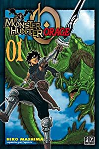 Monster Hunter Orage Edition simple Tome 1