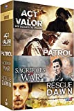 Collection Guerre : Act of Valor + The Patrol + Sacrifices of War + Rescue Dawn