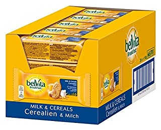 Belvita Breakfast Milk and Cereal Biscuit 50 g (Pack of 20) (B003WVLOYK) | Amazon price tracker / tracking, Amazon price history charts, Amazon price watches, Amazon price drop alerts