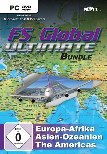 Flight Simulator X - Global Ultimate (Bundle) (Add - On) - [PC]
