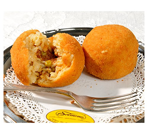 16 Meat Arancini - Rice Balls - 24h Shipping from Italy