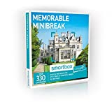Buyagift Two Night Memorable Minibreak Experience Gift Box - 330 two night breaks in the UK and europe for two people