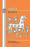 Homer: Iliad I: Bk.1 (BCP Greek Texts)