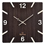 #2: Wooden Wall Clock