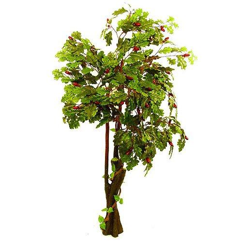Euro Palms 82506826 Eichen-Waldbaum, 160 cm