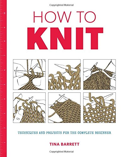 How Knit Techniques Projects Complete