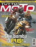 Scarica Libro TUTTO MOTO n 12 Dic 2004 Max Temporali Top Tester Valentino Rossi (PDF,EPUB,MOBI) Online Italiano Gratis