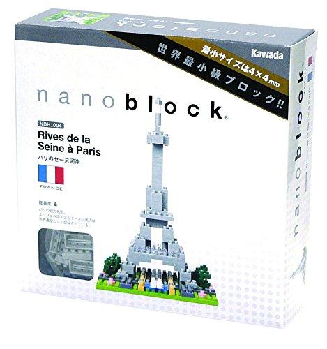 Nanoblock NAN-NBH004 Eiffel Tower