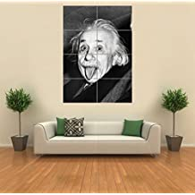 Albert Einstein nuevo gigante Póster de pared Art Unique print picture G750