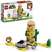 LEGO 71363 Super Mario Desert Pokey Expansion Set Buildable Game