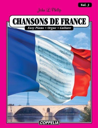 15 Chansons de France vol. 3 - Easy pian...