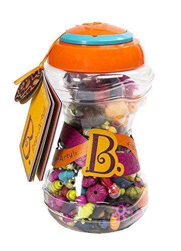 b-toys-44149-pop-arty-kinderschmuck-300-teile-farblich-sortiert