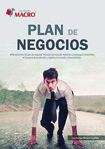 PLAN DE NEGOCIOS (Spanish Edition)