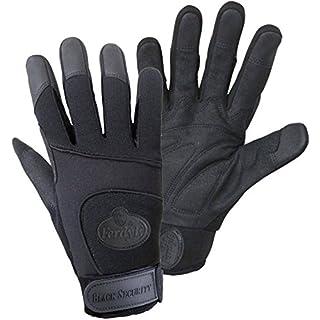 FerdyF. 1911Black Security Mechanics Work Glove-Black, Size S