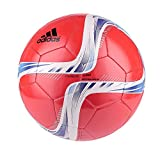 adidas Fussball CONEXT 2015 Match Ball Replica Gr. 5 (rot)