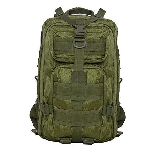 Borsa da escursione 30L3P Tasca tattica 600D Impermeabile zaini Oxford cp ArmyGreen