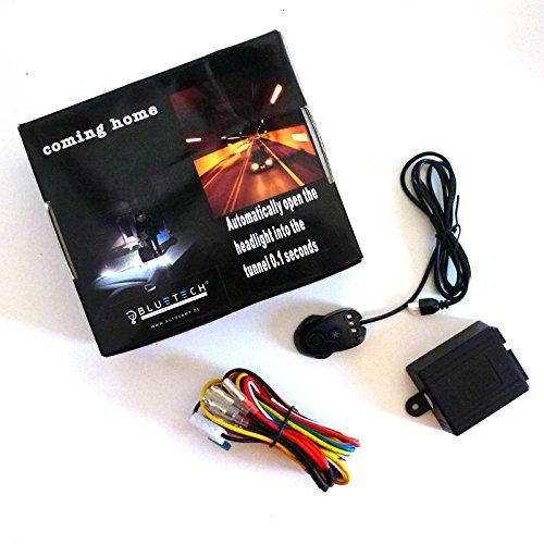 Preisvergleich Produktbild BLUETECH® Coming Leaving Home Funktion mit Lichtautomatik und Fahrlichtassistent