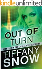 Out of Turn (Kathleen Turner Book 4) (English Edition)