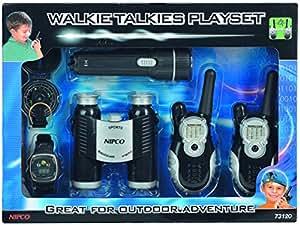 WDK Partner - A0905544 - Talkie Walkie - Set Aventure