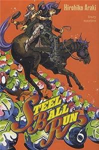 Steel Ball Run - Jojo's Bizarre Adventure Saison 7 Edition simple Tome 6