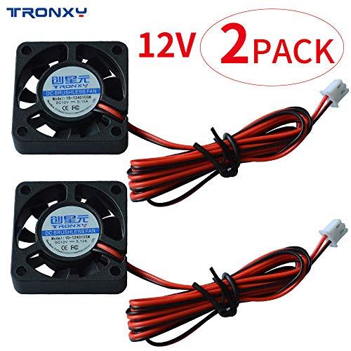 TRONXY Original 4010 ventilador 40 x 40 x 10 mm 12 V...
