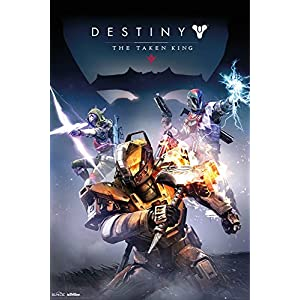 Destiny – taken King Poster