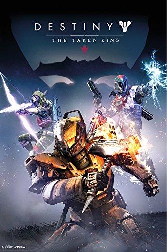 Destiny – taken King Poster