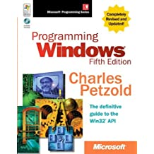 By Charles Petzold Programming Windows¶© (Microsoft Programming Series) (5th Edition) [Hardcover]