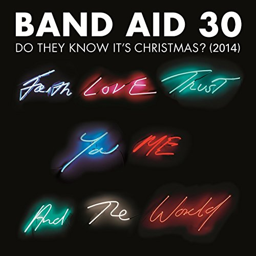 Band Aid 30 [UK 2014]: Do They Know It's Christma (Audio CD)