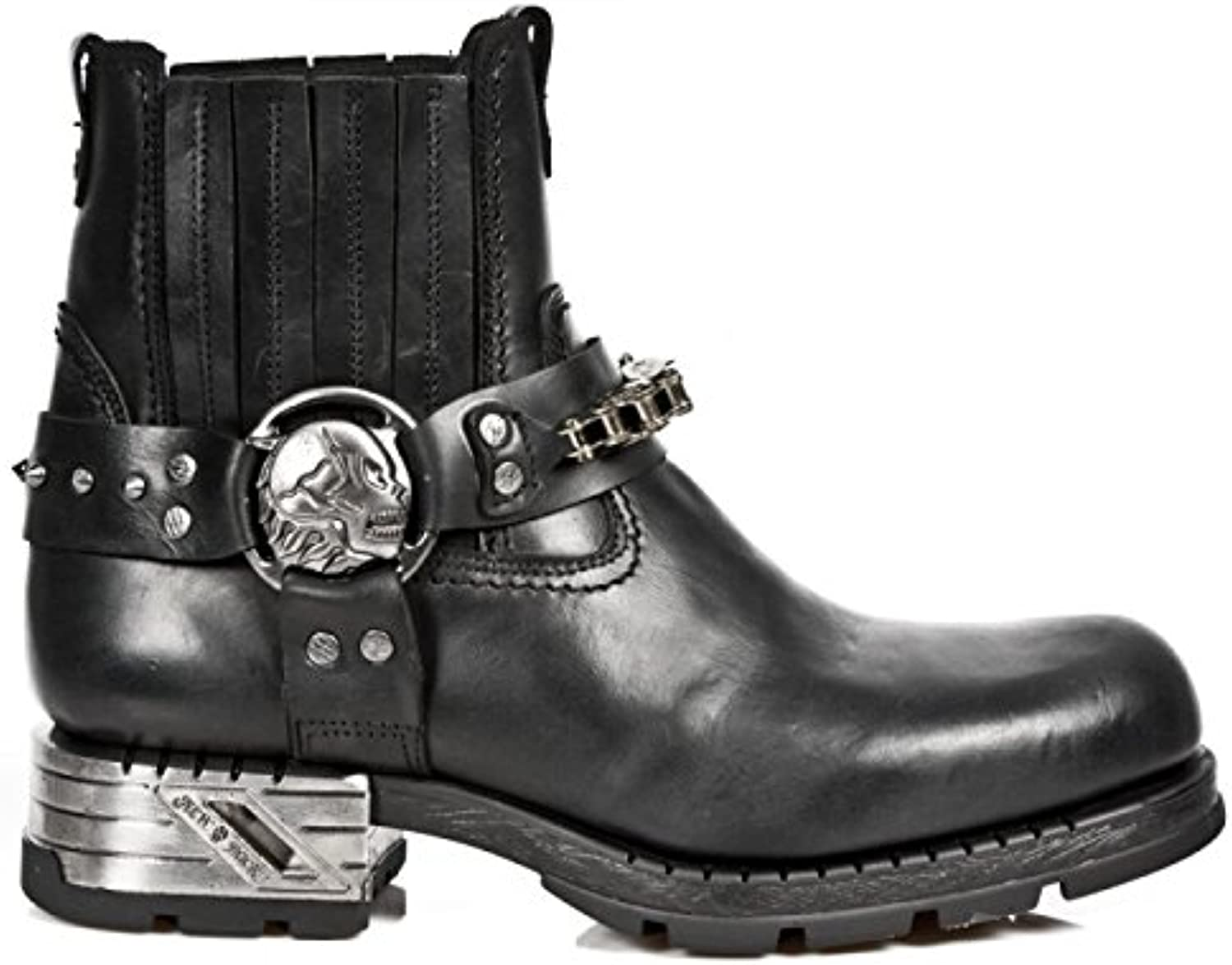 New Rock - Boots & Shoes Botas estilo motero Hombre
