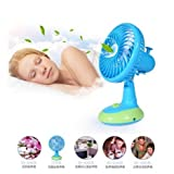Mini Fan Free Angle Adjustment USB/Batte...