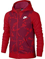 Nike NSW G-HDY FLC FZ Sweat-shirt-Fille