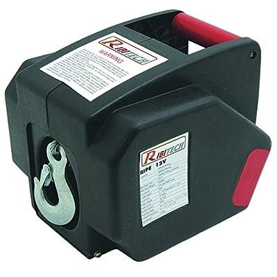Elektro-spillwinde max 5t. mit umlenkrolle