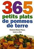 365 petits plats de pommes de terre