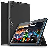 IVSO Lenovo Tab 4 X103F Etui Housse Slim Smart Cover Housse de Protection pour Lenovo...