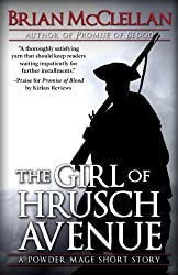 The Girl of Hrusch Avenue: A Powder Mage Short Story (Powder Mage series) (English Edition)