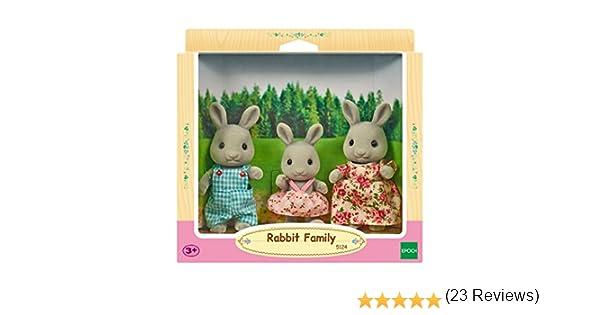 Sylvanian Families 5124/famiglia coniglio bambola