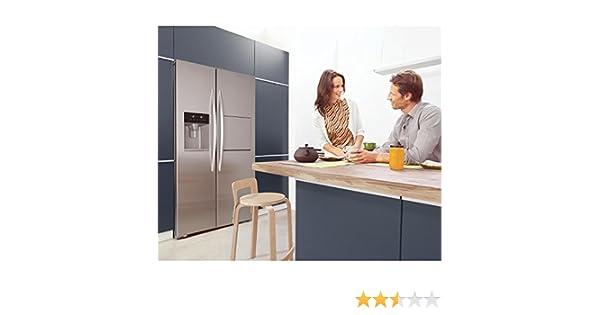 Kühlschrank Klarstein : Klarstein grand host l u kühlschrank und gefrierschrank xxl silber