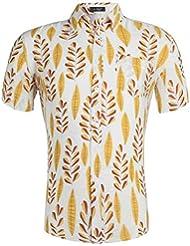 Y56(TM) Camiseta de Tirantes Dry-Fit Active Athletic Tech para Hombre -