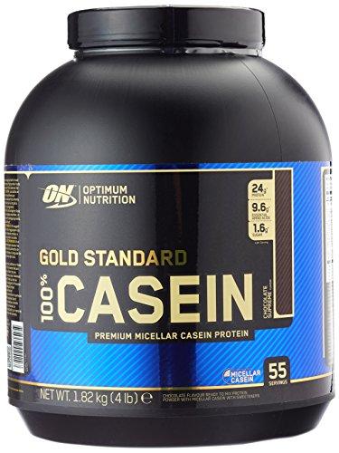 #Optimum Nutrition Casein Protein Chocolate Supreme, 1er Pack (1 x 1818 g)#