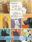 Lisa will einen Hund: Kinderbuch Deutsch-Türkisch mit MP3-Hörbuch zum Herunterladen