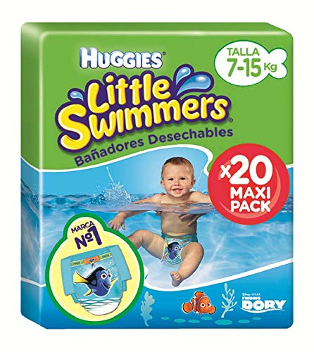 f9a5c1f53 Huggies Little Swimmers - Bañadores desechables