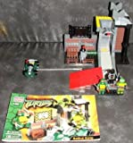 Mega Bloks Teenage Mutant Ninja Turtles Radical Ramp 135pc