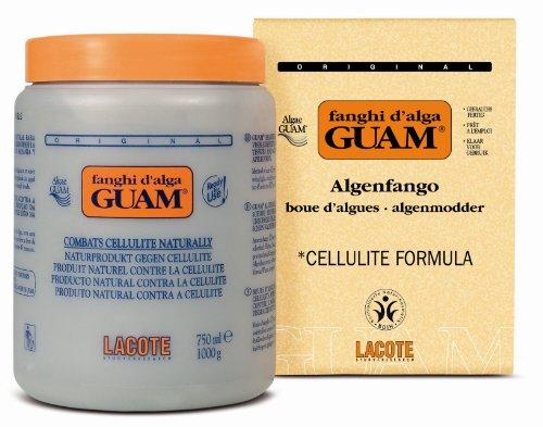Guam Algenfango Spezialformel Bauch und Hüfte 500 g Dose für eine gesunde, schöne und straffe Haut (Frische Diät Lieferung)