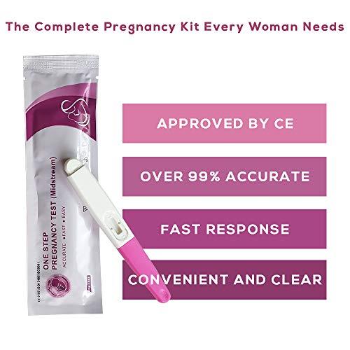 Zoom IMG-1 test di gravidanza pacco da
