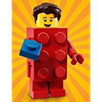 LEGO Series 18 BRICK SUIT GUY Minifigure (#02/17) - Bagged 71021