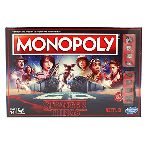 Monopoly - Stranger Things Hasbro C4550105