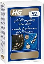 HG paño de oro y joyas Shine