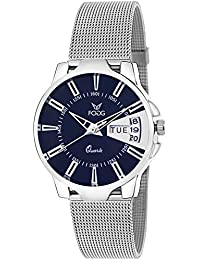 Fogg Analog Blue Dial Women's Watch 4047-BL