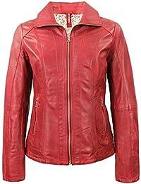 Suchergebnis auf Amazon.de für  lederjacke damen - Damen  Bekleidung 16b092bbac